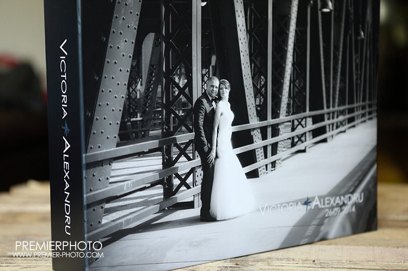Premier Photo Signature Wedding Book
