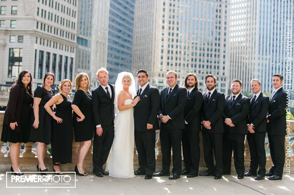 wedding day at VOLO Chicago