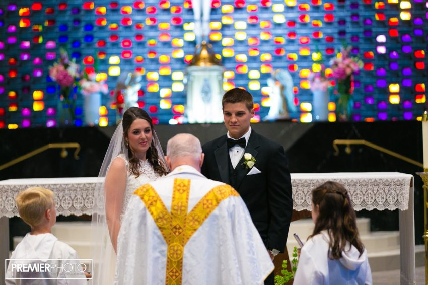 Getting married at Saints Peter and Paul Catholic Church - Cary, IL
