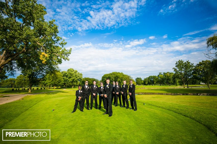 Old Orchard Country Club Mt. Prospect Wedding by Premier Photo