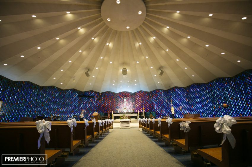 Saints Peter and Paul Catholic Church - Cary, IL. Wedding by Premier Photo
