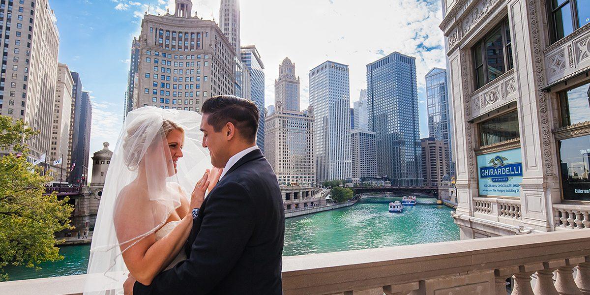 Wedding Day at VOLO Restaurant Chicago